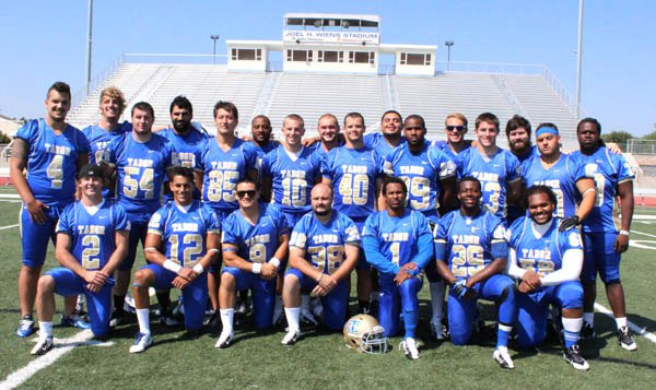 Bluejays picked as KCAC football title favorites