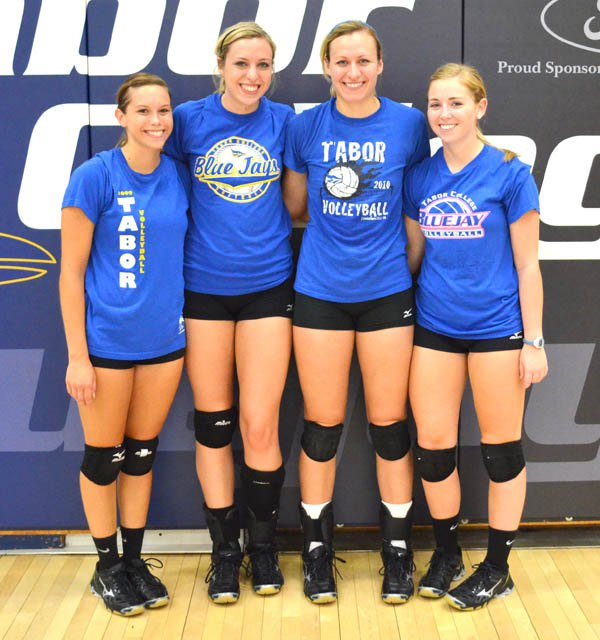 New up-tempo offense will fuel Tabor?s volleyball team