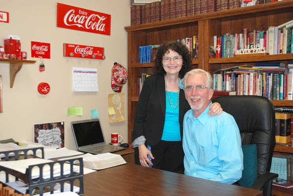 Beloved pastoral couple concludes 251?2 years at Ebenfeld