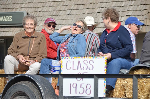 Marion turns out for annual Old Settlers Day