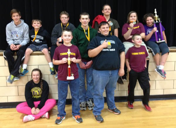 Hillsboro Chess Guild competes in two tournaments
