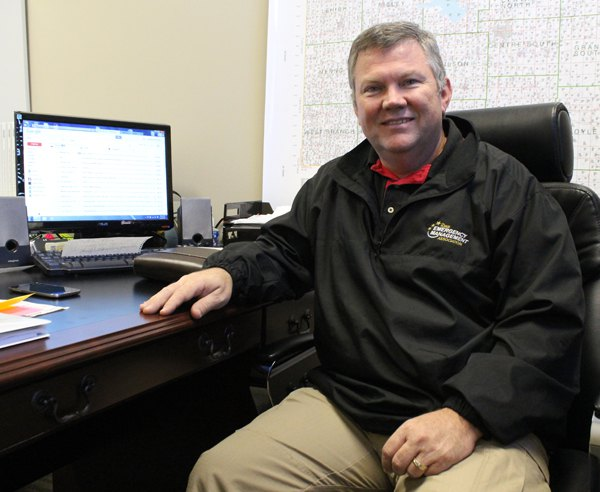 Family ties lure new Emergency Management director to county