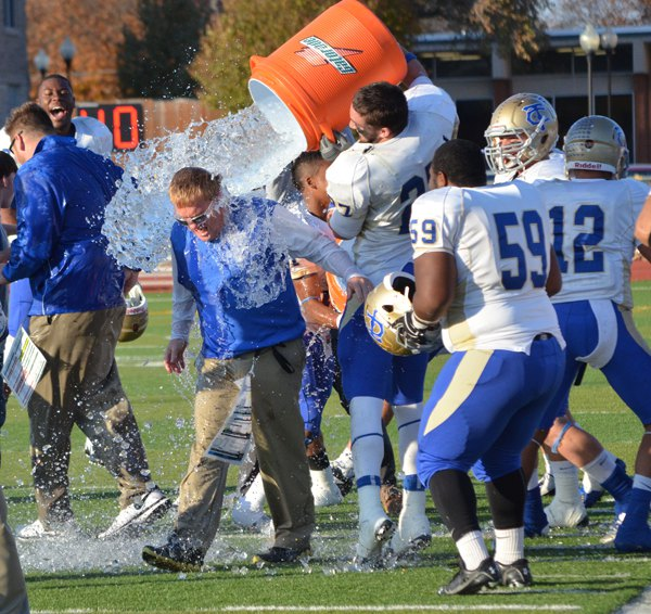Bluejays soar into the national playoffs with big win at Ottawa