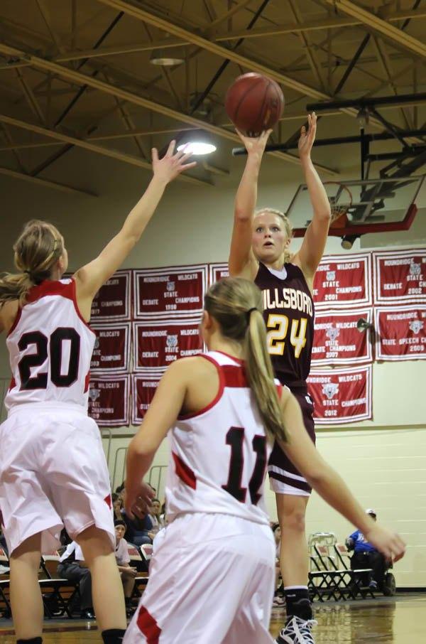 Hillsboro girls win tournament