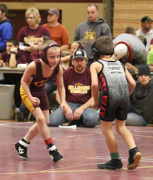 Kids tournament draws 280+ young wrestlers