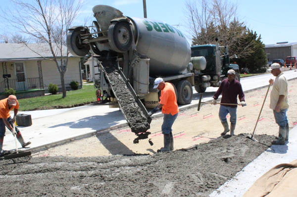 Street project paves way for progress