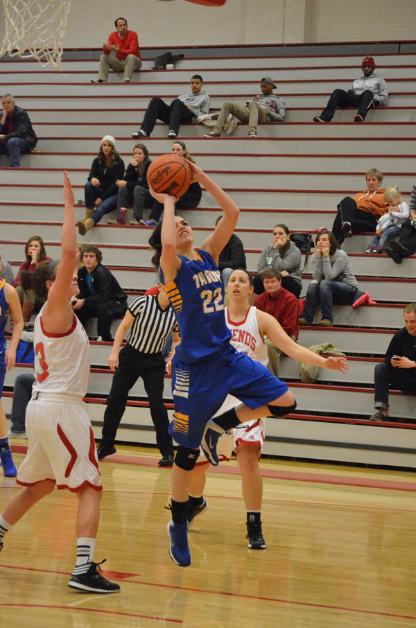 TC women start second rotation with win