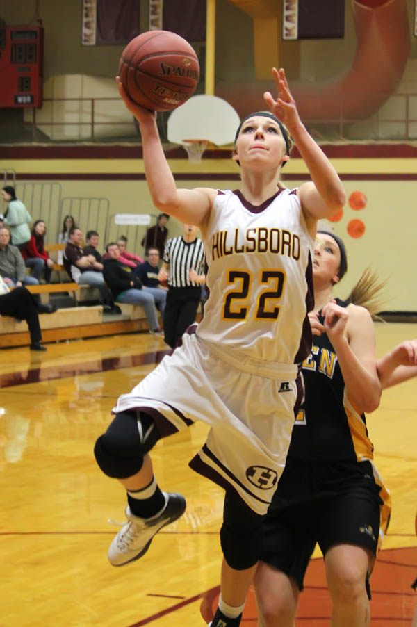 HHS girls roll past Haven, Halstead