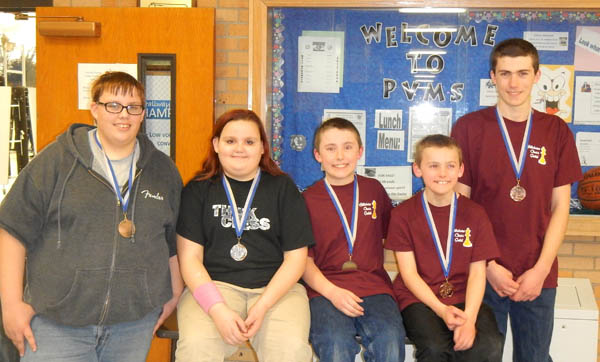 Chess team competes at Wichita
