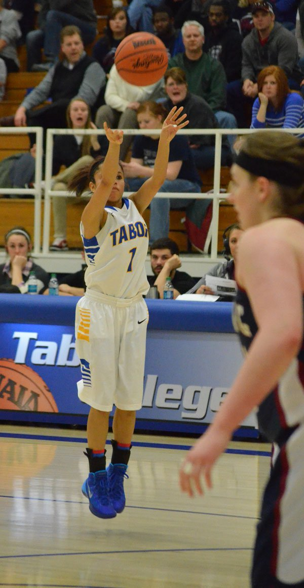 Tabor women defeat Sterling in quarterfinal matchup