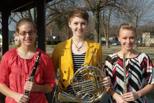 HHS musicians feted at regionals