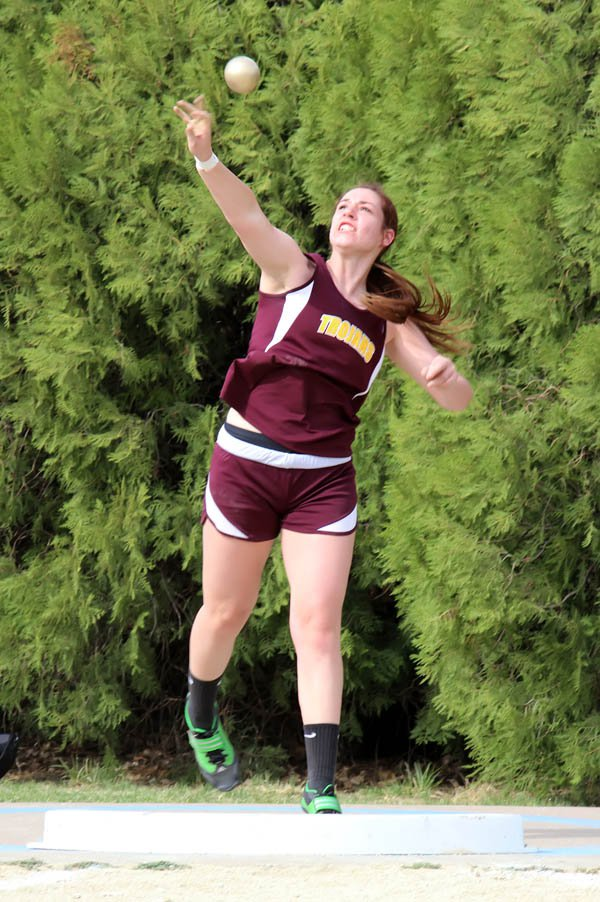 HHS track wins 4 golds at Halstead