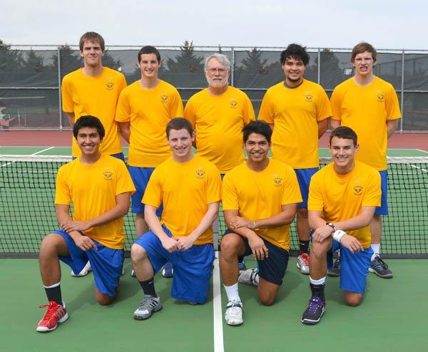 TC tennis teams bring balance