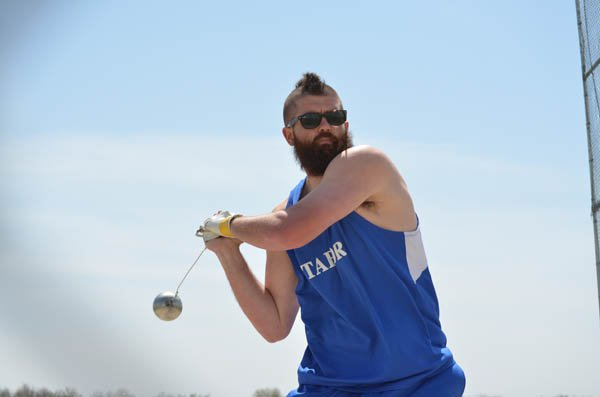 Tabor track earns six firsts at home