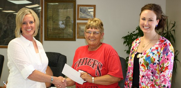 Florence library receives $1,000 grant from local foundation