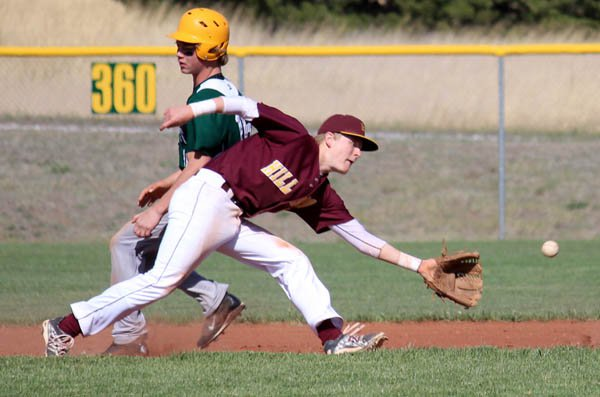 HHS baseball team claims first victory over Pratt