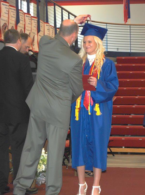 Nine MHS seniors complete 4.0 GPA