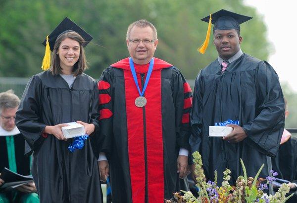 Tabor graduates largest senior class