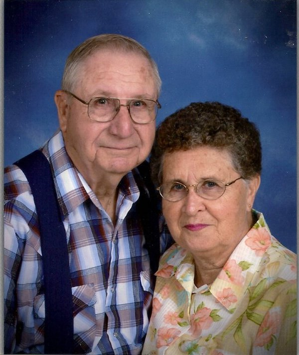 Burns couple to celebrate 60th