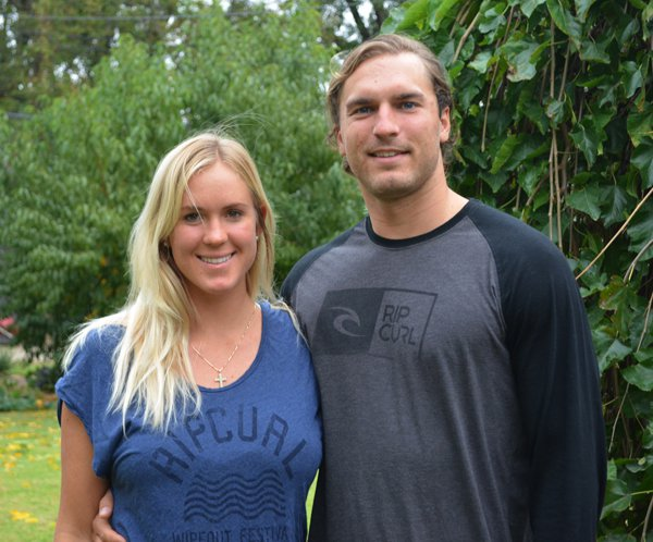 Bethany Hamilton and Adam Dirks will be competing as a team on the CBS reality show ?The Amazing Race. Episodes will be aired this fall.