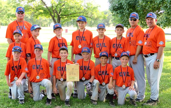 CVL 10U team wins state, prepares for regionals