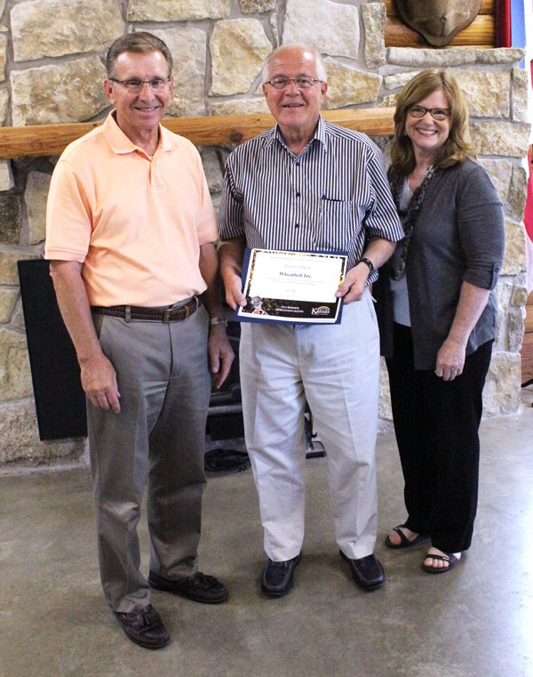 Two businesses recognized for community impact