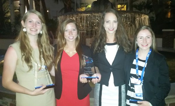 CHS earns 4 awards at nationals