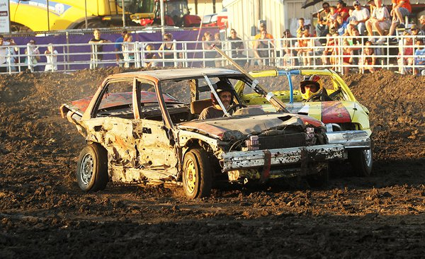 Hamm claims title at 42nd derby