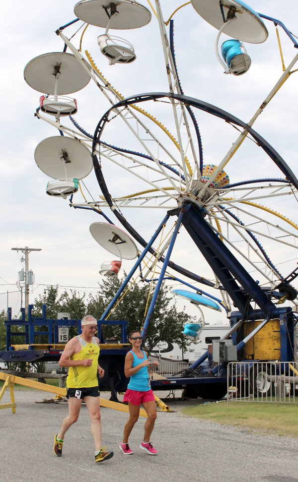 Fair changes draw more people, organizers say