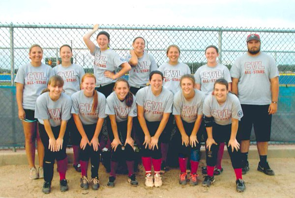 Area softball team competes at Babe Ruth regional