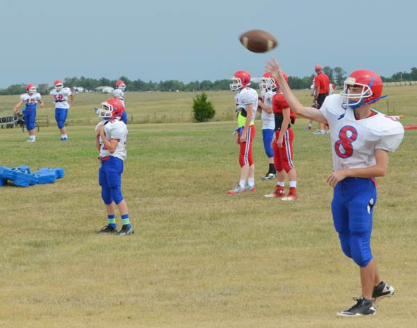 Marion High School football, volleyball teams plan scrimmages