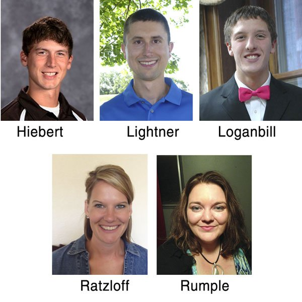 USD 411 welcomes five new teachers