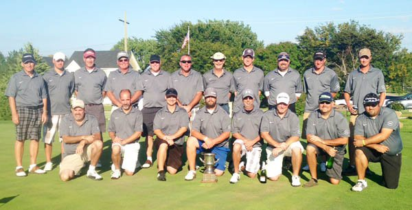 Team Hillsboro wins Crofoot-Bruce Challenge Cup tournament versus Team Marion