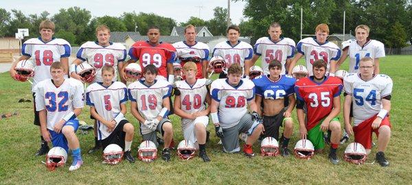 CGHS football returns 15 letter-winners