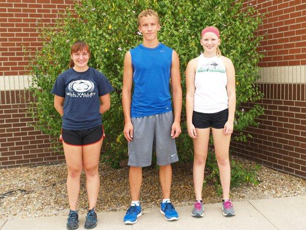 3 veteran runners return for GHS