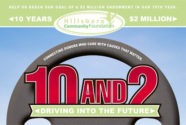 Foundation sets $2 million goal