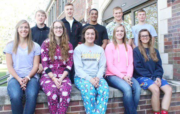 Royalty candidates selected for HHS homecoming