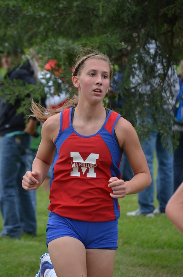 Remmers leads Marion runners