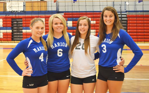 New coach leads MHS volleyball