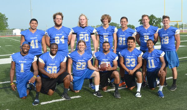 Bluejay football looking for consistent success
