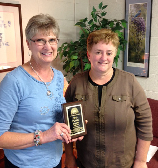 Goessel district recognized for breakfast growth