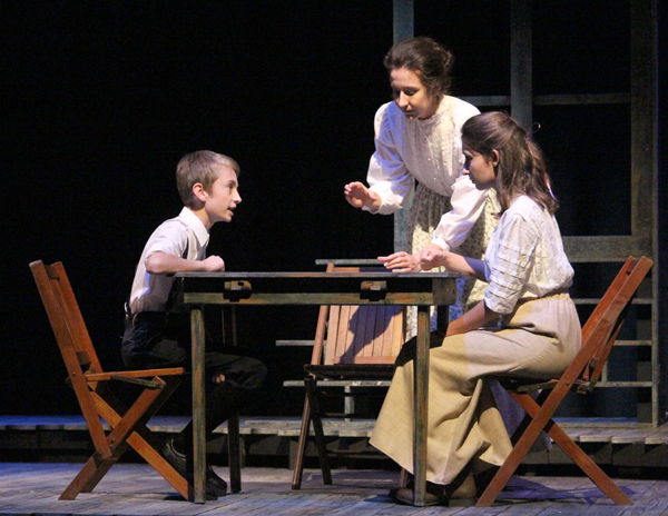 Tabor theater presentation of 'Our Town' to open tonight