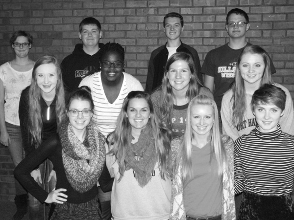 Ten HHS musicians selected for honors groups
