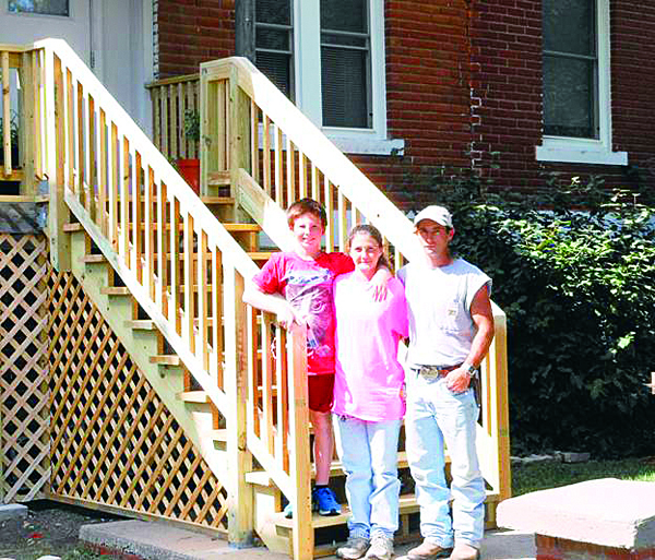 Lehigh family helps out those who helped them