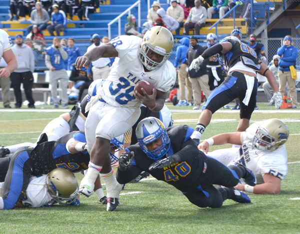 Jays snap two-game losing streak with win at Bethany