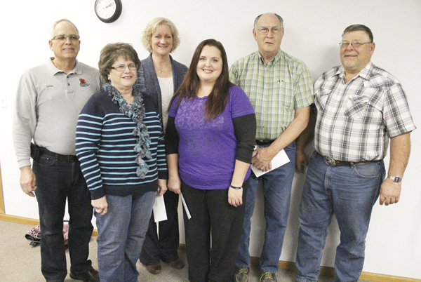 CG&S distributes checks totaling $5,444 for area food banks
