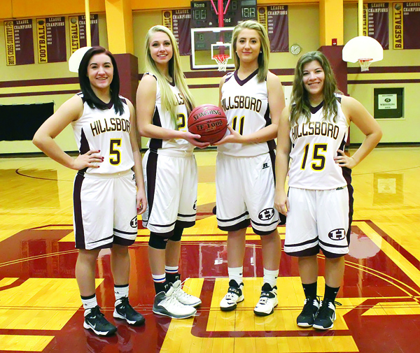 Trojan girls challenged to increase their impact