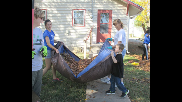 Methodists serve their neighbors for a second year