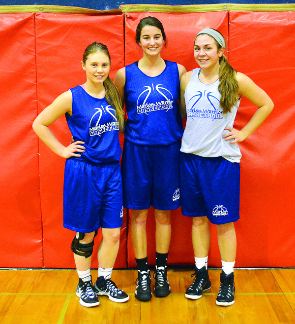 New faces key for Warrior girls