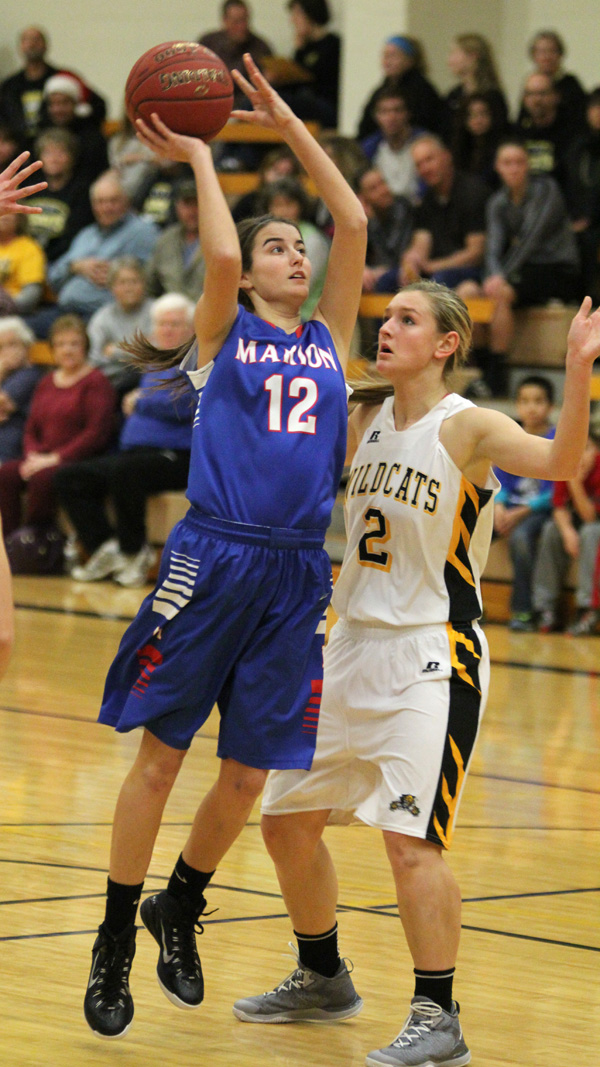 Marion loses two at Haven
